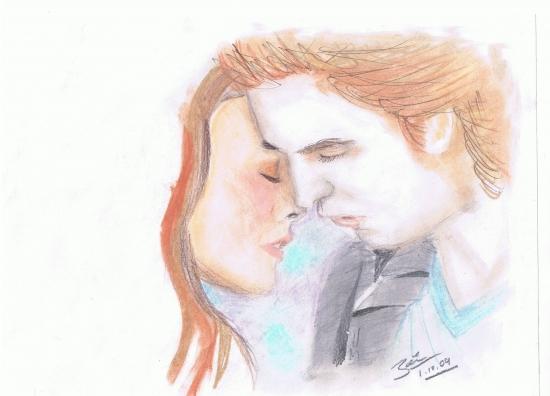 Kristen Stewart, Robert Pattinson par zoedp